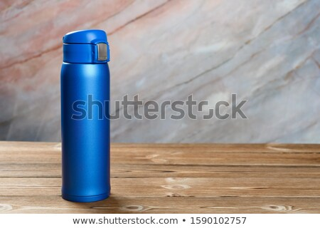 tumblers with safety covers Stock photo © tracer