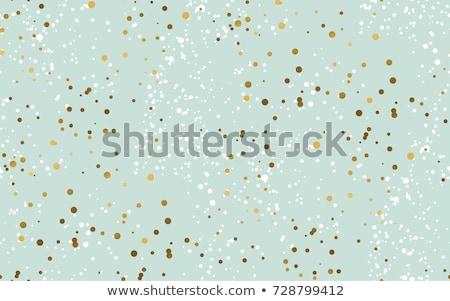 Christmas pastel kolorowy konfetti wesoły Zdjęcia stock © isveta