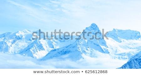 the pinnacles blue mountains stock photo © lovleah