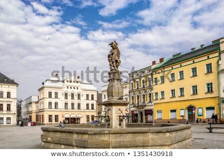 旧市街 · ホール · 通り · トラフィック · ベルリン · ドイツ - ストックフォト © benkrut