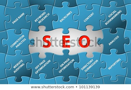 Social media optimisation vector concept metaphors. stock photo © RAStudio