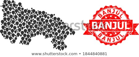 Grunge la bandeira espanhol comunidade estilo Foto stock © oxygen64
