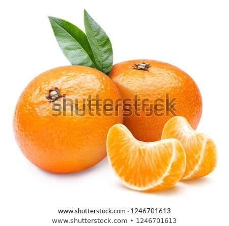 Mandarines Stock photo © ribeiroantonio