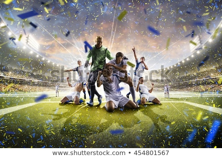 Football team Stock photo © photography33