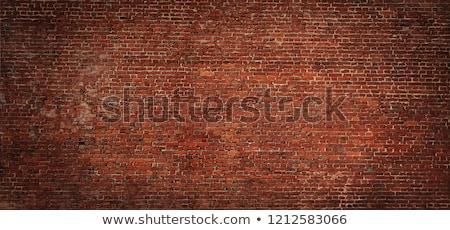 Brickwall Stock photo © Gudella