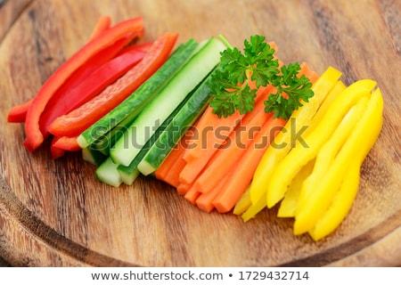 vegetable stick stock photo © m-studio