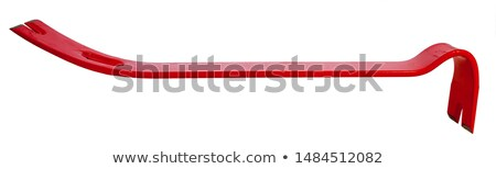 Blanco seguridad segura peligro carpintero protección Foto stock © ozaiachin