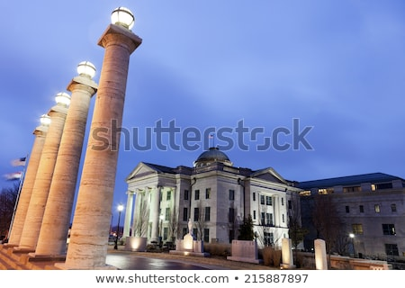 Old Boone County Courthouse in Columbia  Stock photo © benkrut