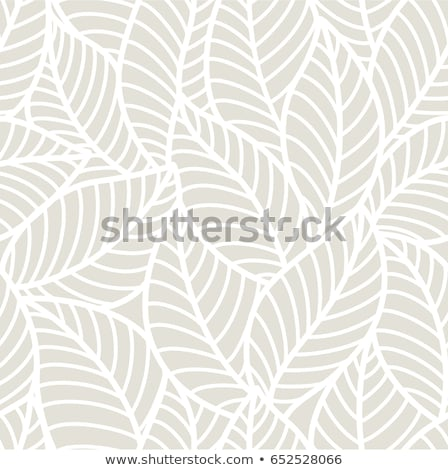 Seamless Leaf Pattern Stock photo © Vanzyst