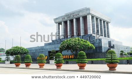 Ho Chi Minh Mausoleum in Hanoi, Vietnam Stock photo © bloodua