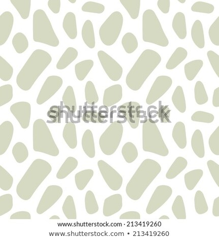 Camouflage snake stains seamless vector pattern. Stock photo © yopixart