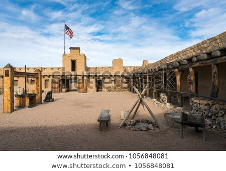 Fort national Stock photo © smuki