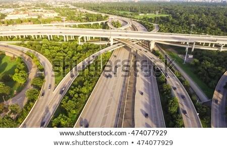 ヒューストン 西 テキサス州 米国 通り ストックフォト © lunamarina