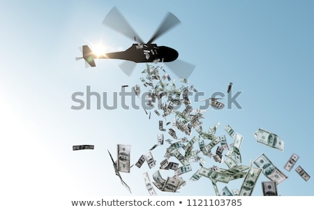Quantitative Easing Stock photo © AndreyPopov