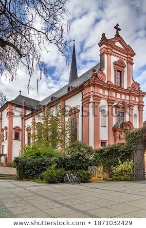 st vitus church veitshochheim germany stock photo © borisb17
