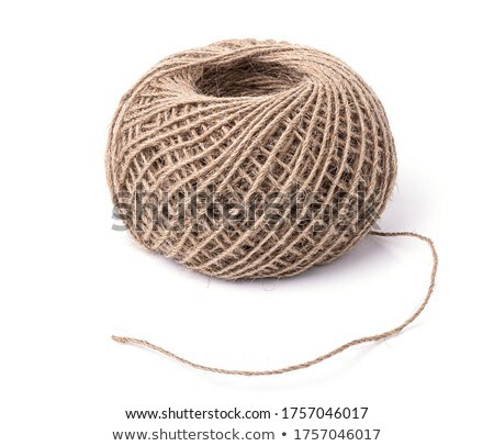 Rolled Twine Background Stock photo © brm1949