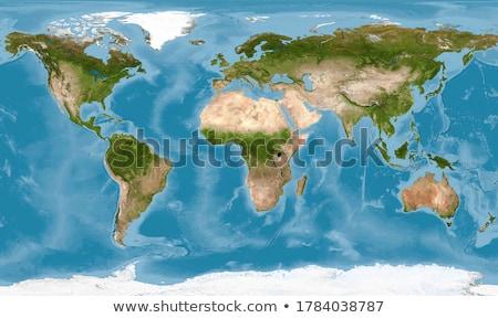 Stock photo: Ice worlds