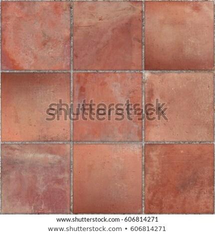 terracotta tiles background  Stock photo © Snapshot