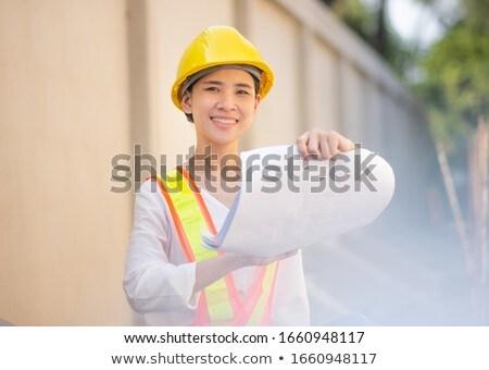 человека женщину буфер обмена план Сток-фото © wavebreak_media