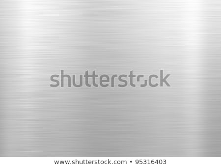brushed aluminum frame stock photo © arenacreative
