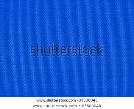 mavi · vinil · doku · duvar · soyut - stok fotoğraf © homydesign
