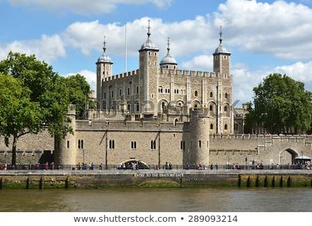 tour · Londres · château · tourisme · célèbre · royal - photo stock © andreykr