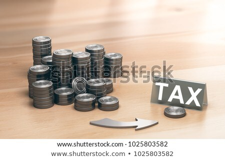 Tax Burden Arrows Concept  Stock photo © ivelin