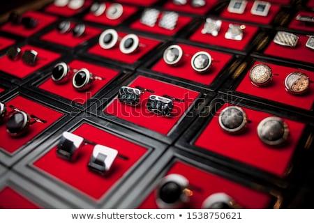 異なる デザイン カフス ファッション リンク ストックフォト © magraphics