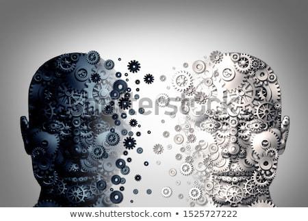 Bipolar Disorder Concept Stock photo © Lightsource