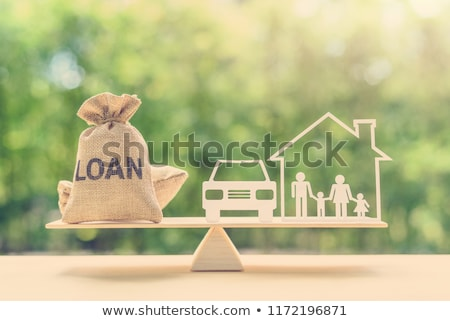 Loan concept Stock photo © goir