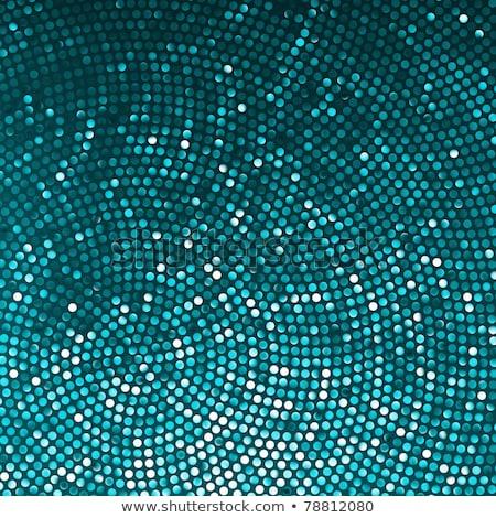 amazing template design on blue glittering eps 8 stock photo © beholdereye