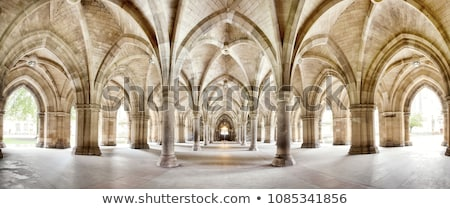 Cloister Stock photo © Koufax73