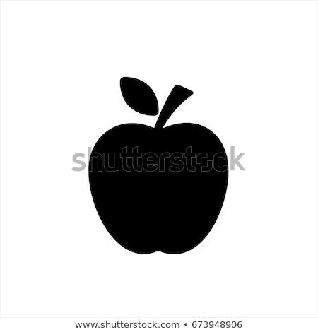 Ikon · elma - vektör ilüstrasyonu © SungJoong Kim (zzve) (#2909818 ...