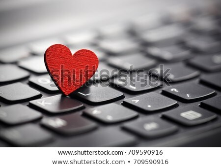internet dating concept Stock photo © Sarkao