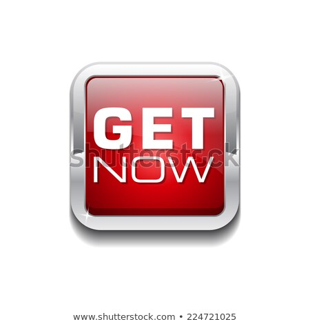 Get Now Red Vector Icon Design Stock photo © rizwanali3d
