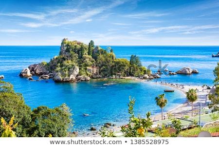 standbeeld · kasteel · milaan · Italië · reizen - stockfoto © master1305