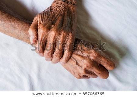 фермер · работник · старик · набор · различный · улыбка - Сток-фото © toyotoyo