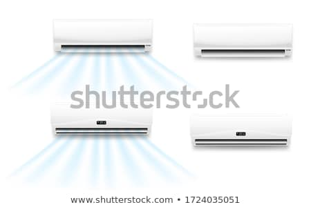 Air purifier blowing clean air Stock photo © magraphics