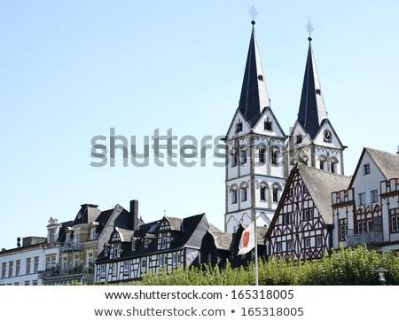 Boppard Church Zdjęcia stock © manfredxy