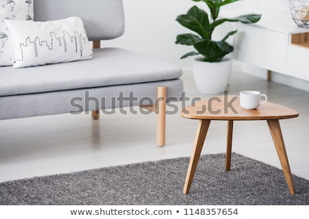 coffee on table Stock photo © pongam