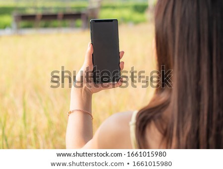 рук · телефон · сотового · телефона · сообщение - Сток-фото © stevanovicigor
