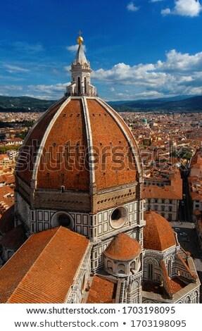 Сток-фото: Флоренция · Италия · мнение · стены · архитектура