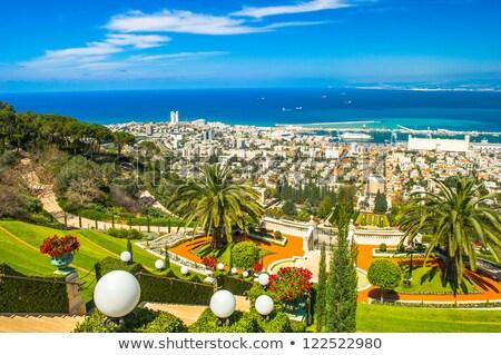 мнение побережье Израиль изображение воды морем Сток-фото © dariazu