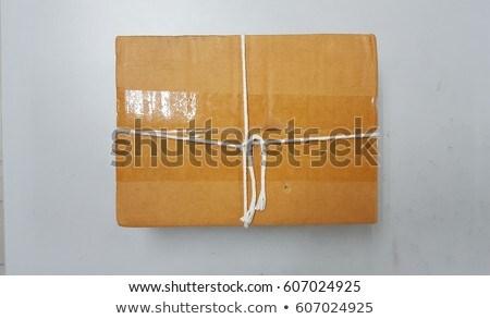 Corda três vazio parede fundo roupa Foto stock © fuzzbones0