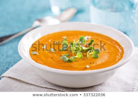 lege · exemplaar · ruimte · voedsel · achtergrond - stockfoto © melnyk