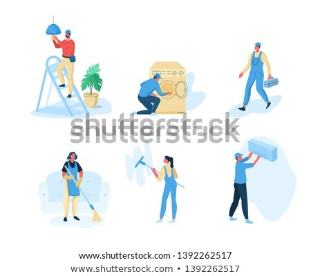 Plumber and electrician Stock photo © photography33