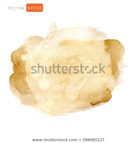 Papel pardo textura isolado branco projeto Foto stock © ryhor