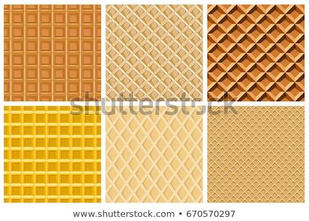 wafer background texture Stock photo © kayros