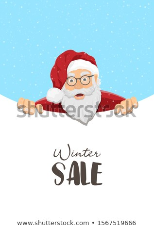 amazing sale and discount banner template with offer details stock photo © sarts