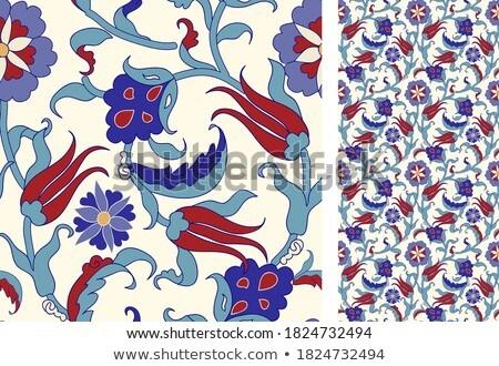 аннотация текстильной керамика вектора серый Сток-фото © TRIKONA